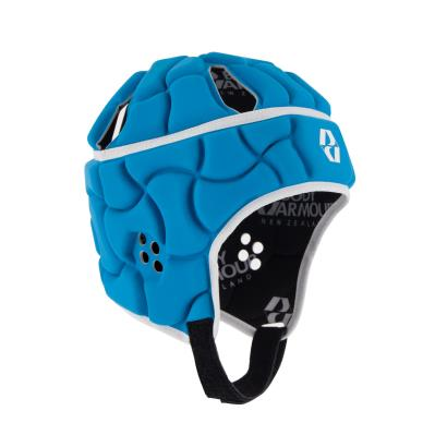 Body Armour Club Headguard Mid Blue front