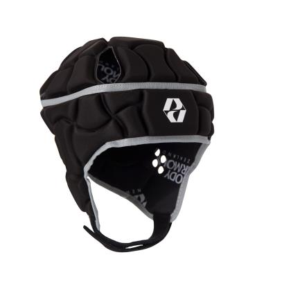 Body Armour Club Headguard Black Kids - Front