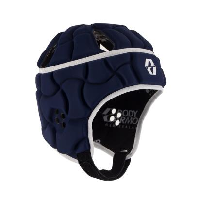 Body Armour Club Headguard Navy Kids front