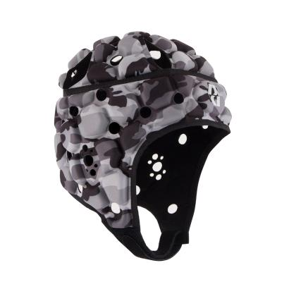 Body Armour Ventilator Headguard Camouflage Kids front