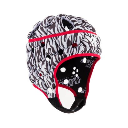 Body Armour Ventilator Headguard Tiger Stripe - Front