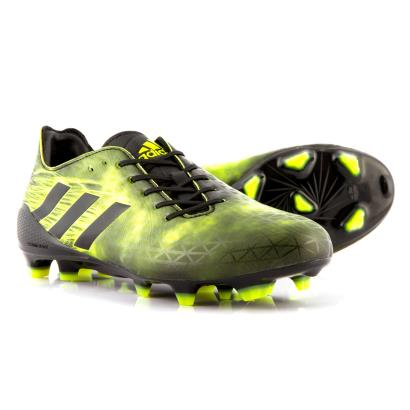 adidas Wind Crazyquick Malice FG Rugby Boots Core Black - Front