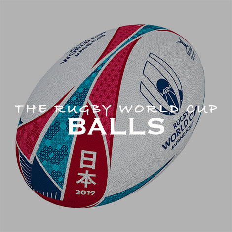 THE RWC 2019 RUGBY BALL COLLECTION - SHOP NOW!