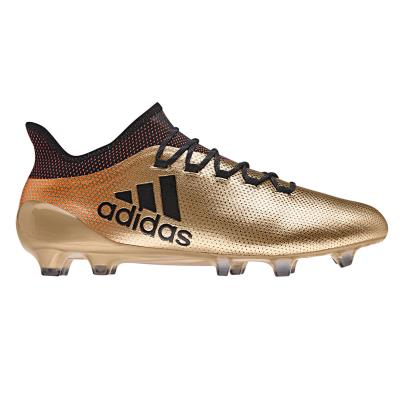 adidas X 17.1 FG Boots Gold - Side