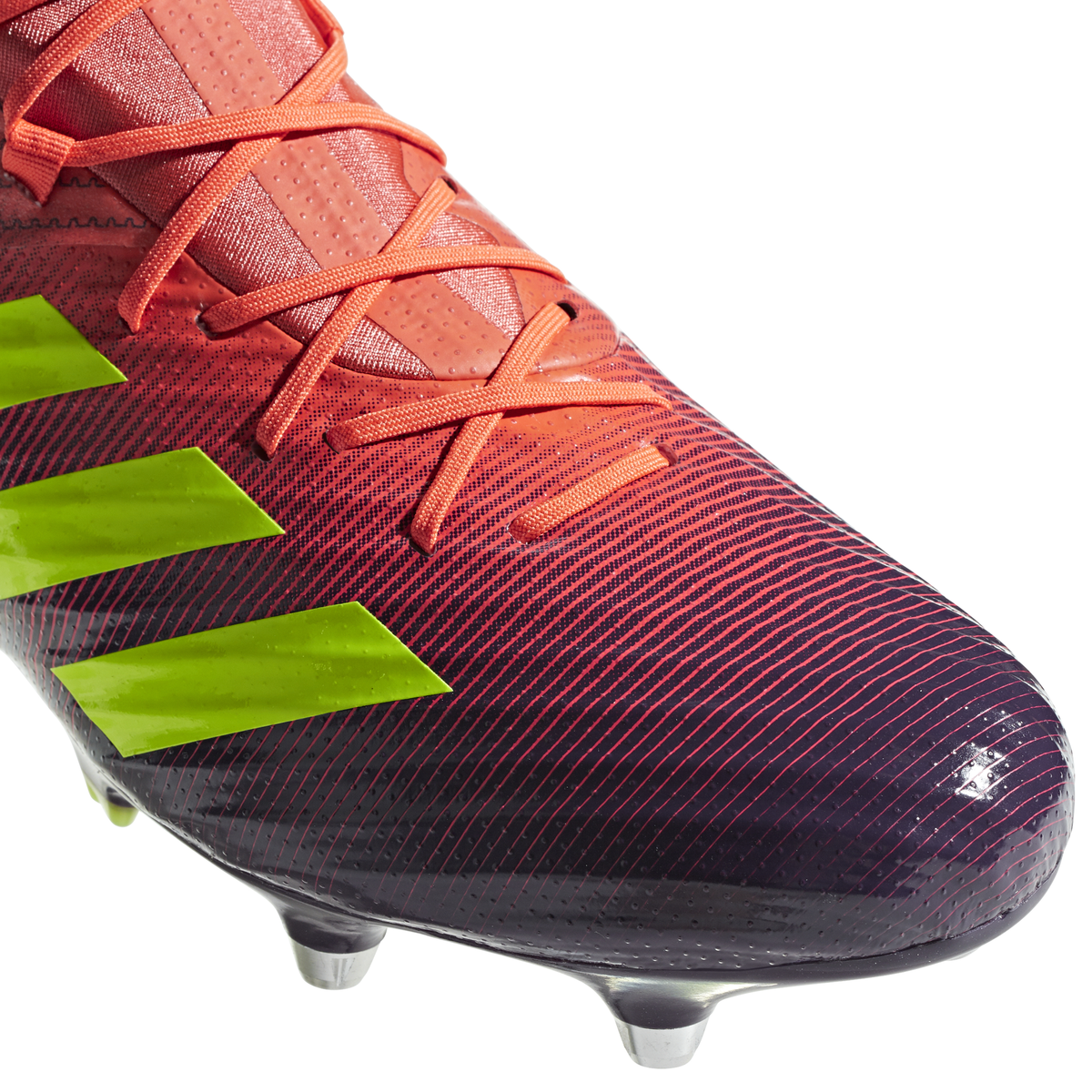 94b4f87a359 ... adidas Predator Flare Rugby Boots Legend Purple - Detail 3
