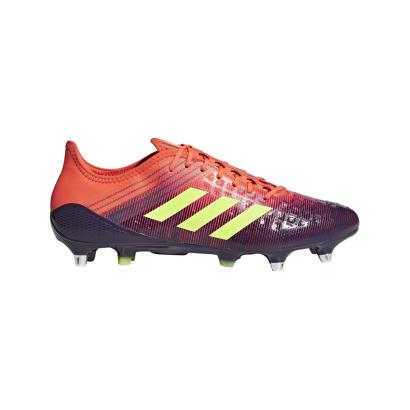 adidas Predator Malice Control Rugby Boots Legend Purple - Front 1