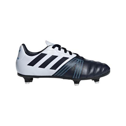 adidas All Blacks Rugby Boots Legend Ink Kids- Front 1