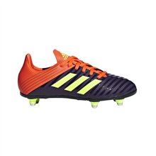 07353bcbc8ae adidas Malice Rugby Boots Legend Purple Kids