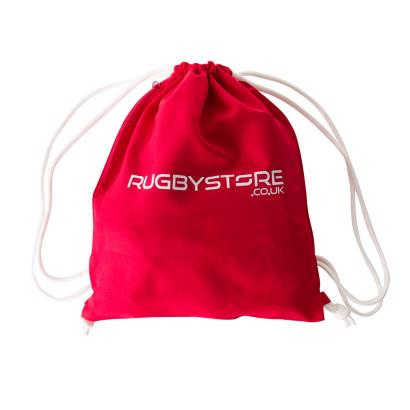 rugbystore Gym Sack Red - Front