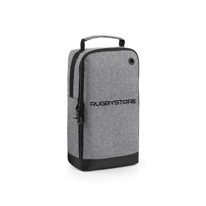 rugbystore Bootbag Grey Marl - Front