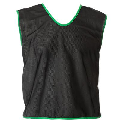 Mesh Training Bib Black - Front