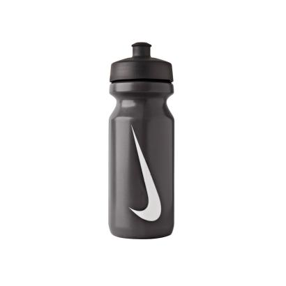 Nike Big Mouth Water Bottle Black - Front