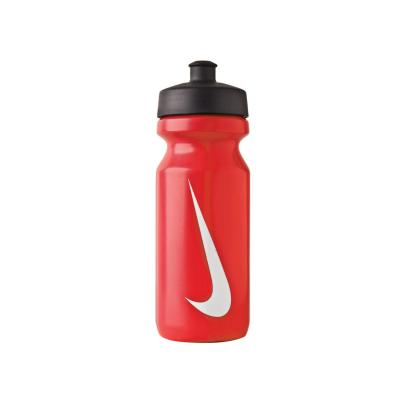 Nike Big Mouth Water Bottle Red - Front