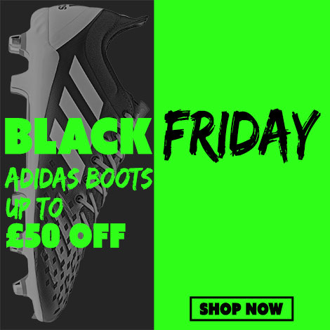 Black Friday - Adidas Boot Offer!