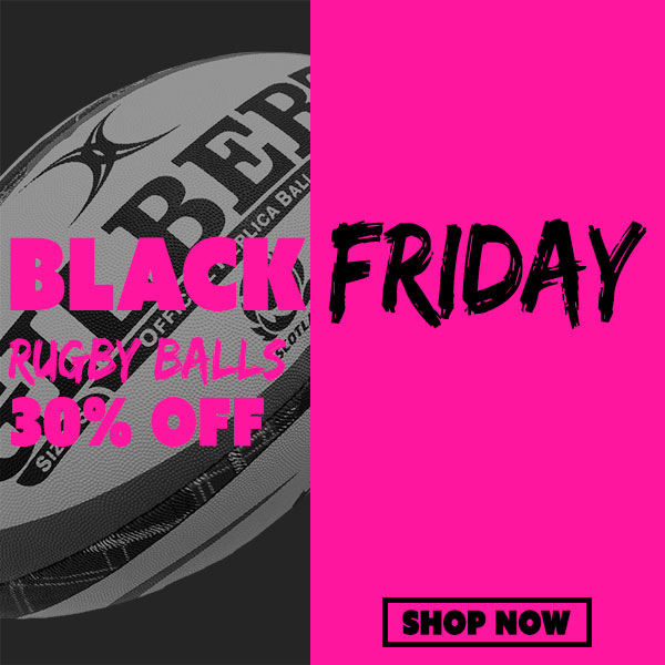 Black Friday - Rugby Ball Offer!