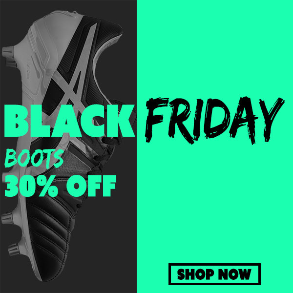 Black Friday - Rugby Boots Offer!