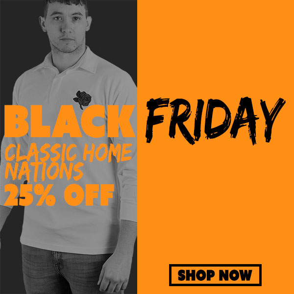 Black Friday - Classic Home Nations Offer!