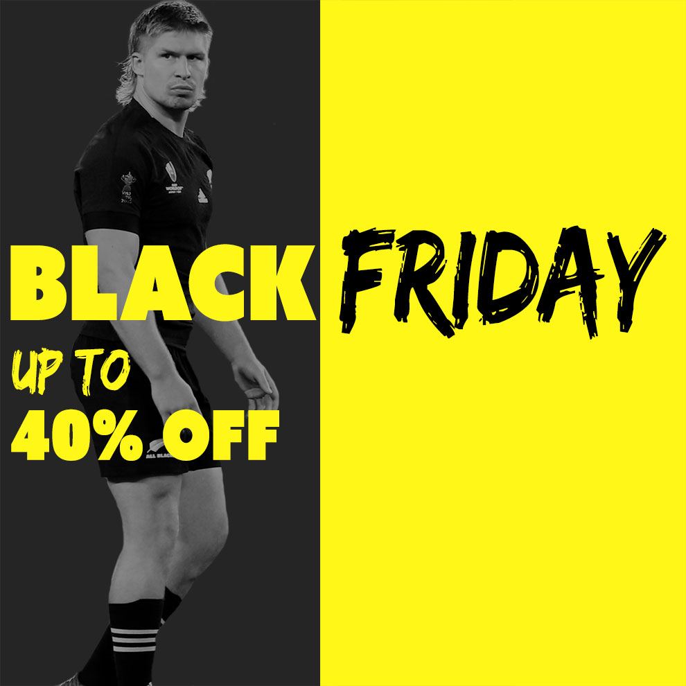 Black Friday 2019 - SHOP NOW!