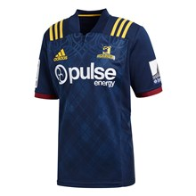Super Rugby Highlanders Home Shirt S/S 2018