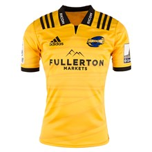 Super Rugby Hurricanes Home Shirt S/S 2018