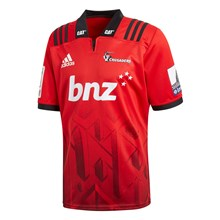 Super Rugby Crusaders Home Shirt S/S 2018
