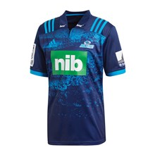 Super Rugby Blues Alternate Shirt S/S 2018