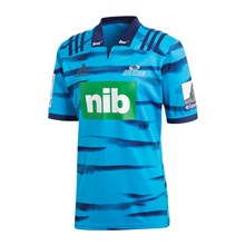 Super Rugby Blues Home Shirt S/S 2018