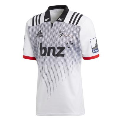 Super Rugby Crusaders Alternate Shirt S/S 2018 - Front