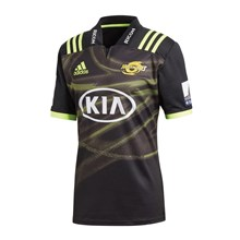Super Rugby Hurricanes Alternate Shirt S/S 2018