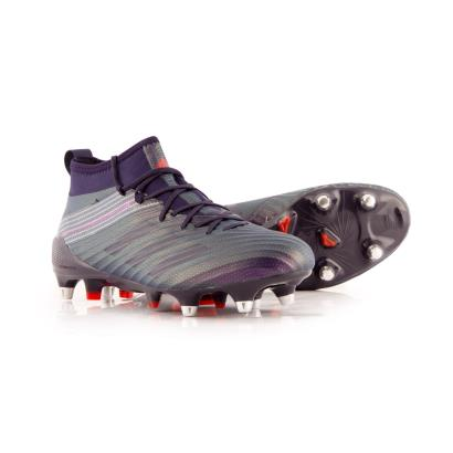 adidas Predator Flare SG Rugby Boots Noble Ink - Front