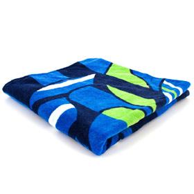 Canterbury Uglies Towel Green