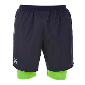 Vapodri 2-in-1 Run Shorts Eclipse