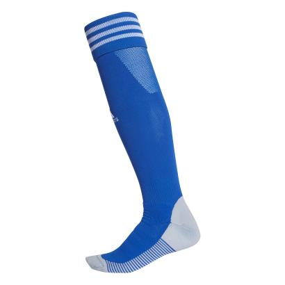 adidas adiSock 18 Rugby Socks Bold Blue - Front
