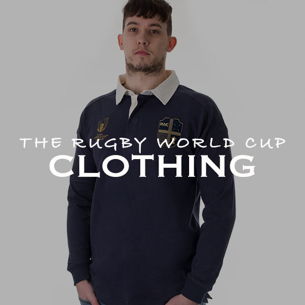 THE RWC 2019 CLOTHING COLLECTION - SHOP NOW!