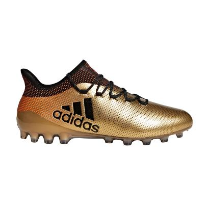 adidas X 17.1 AG Boots Gold - Side