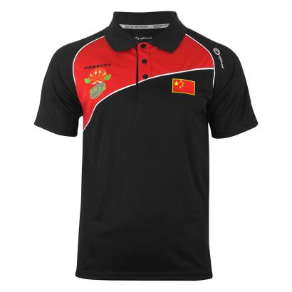 China Polo Black 2015 - Front