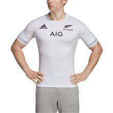 All Blacks Alternate Rugby Shirt S/S 2019 - Model 1