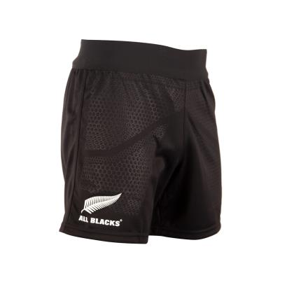 All Blacks Home Rugby Shorts 2019 - Front 1