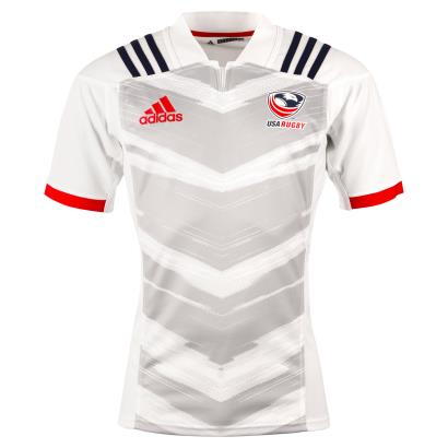 USA 7's Home Rugby Shirt S/S 2019 - Front