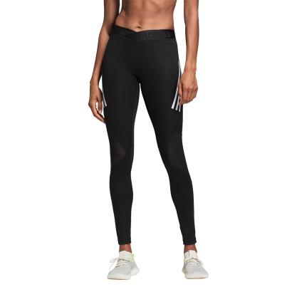 adidas Womens 3S Tights Black model 1