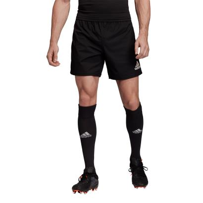 adidas 3S Rugby Match Shorts Black - Model 1