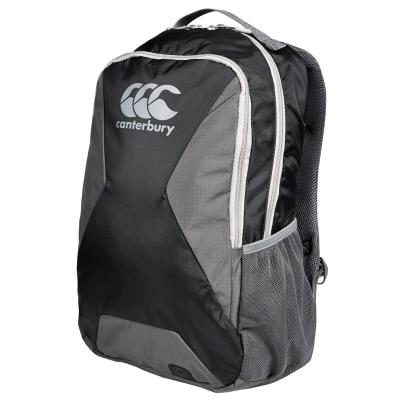 Canterbury Medium Training Backpack Black - Front