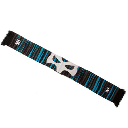 Ospreys Acrylic Scarf Anthracite 2019 - Front
