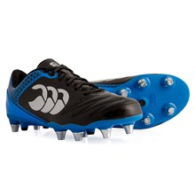Canterbury Stampede 2.0 SG Rugby Boots Brilliant Blue - Front