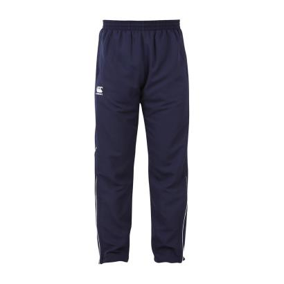 Canterbury Teamwear Team Track Pants Navy - Front