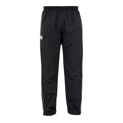 Canterbury Teamwear Team Track Pants Black - Front
