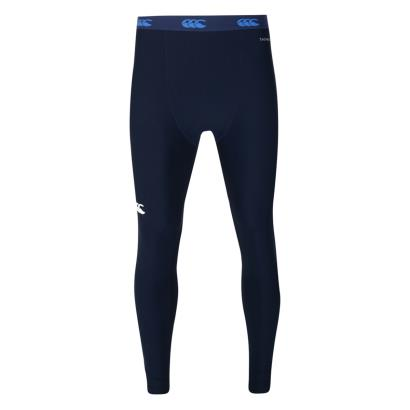 Canterbury Thermoreg Baselayer Cold Leggings Navy - Front