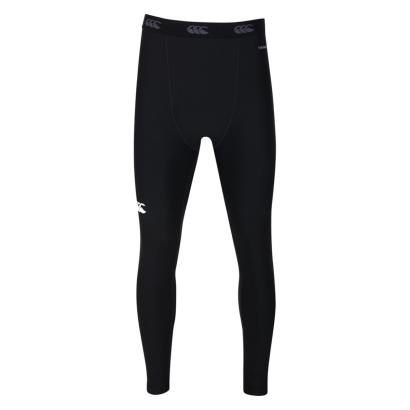 Canterbury Thermoreg Baselayer Cold Leggings Black - Front