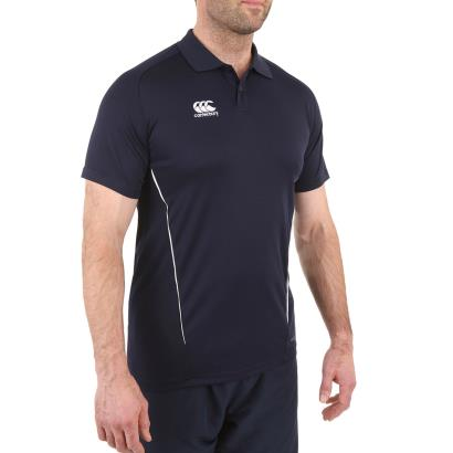 Canterbury Teamwear Team Dry Polo Navy model