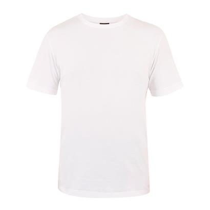 Canterbury Teamwear Team Plain Tee White Kids - Front